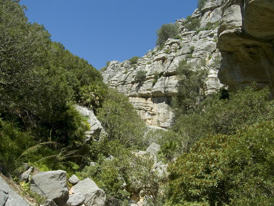 Baños Romanos Hedionda:También aprovechamos la existencia del refugio de Crestellina para